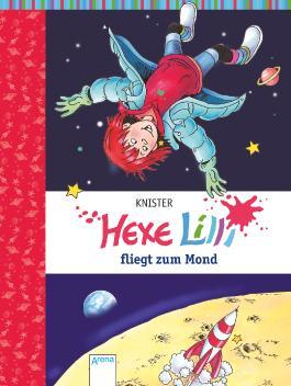 Hexe Lilli fliegt zum Mond