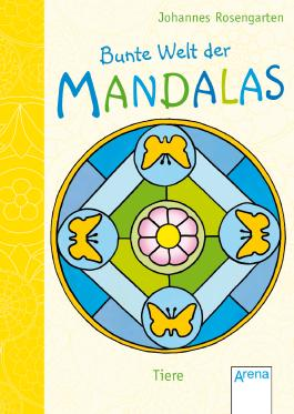 Bunte Welt der Mandalas - Tiere