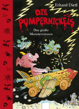 Die Pumpernickels - Das große Monsterrennen