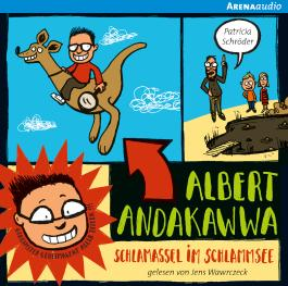 Albert Andakawwa. Geheimster Geheimagent aller Zeiten