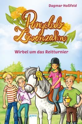Ponyclub Löwenzahn (1). Wirbel um das Reitturnier