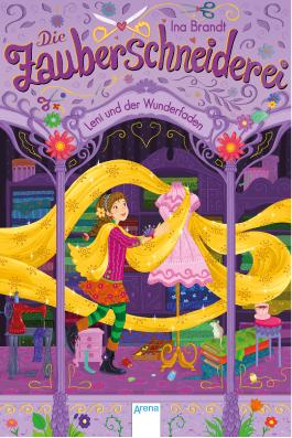 Die Zauberschneiderei (1). Leni und der Wunderfaden