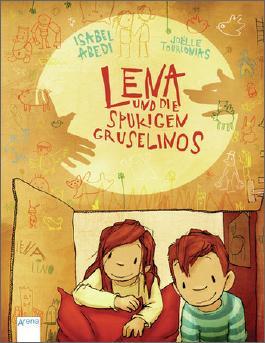 Lena und die spukigen Gruselinos