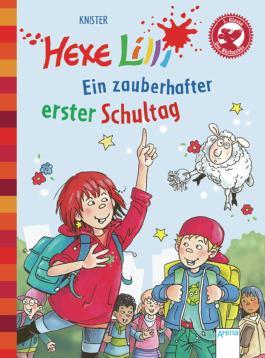 Hexe Lilli - Ein zauberhafter erster Schultag