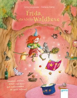 Frida, die kleine Waldhexe