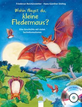 Wohin fliegst du, kleine Fledermaus?
