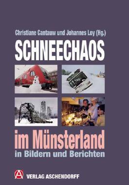 Schneechaos im Münsterland