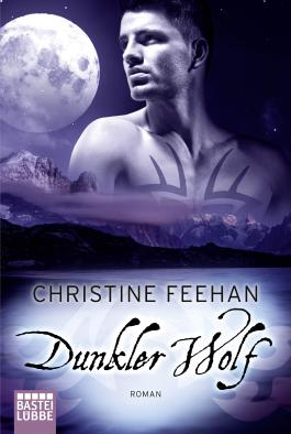 Dunkler Wolf