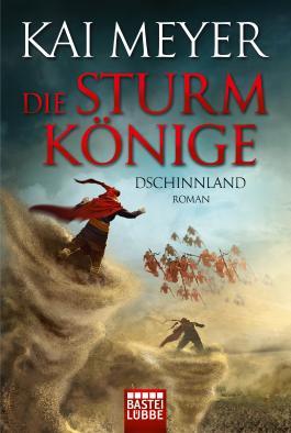 Die Sturmkönige - Dschinnland