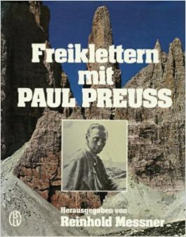 Freiklettern mit Paul Preuß