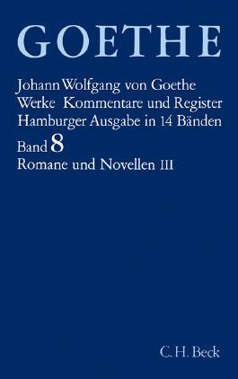 Romane und Novellen. Tl.3