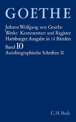 Autobiographische Schriften. Tl.2