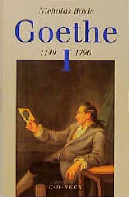 Goethe Bd. 1: 1749-1790