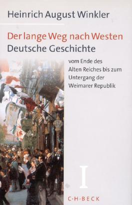 Deutsche Geschichte vom Ende des Alten Reiches bis zum Untergang der Weimarer Republik