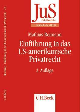 Einführung in das US-amerikanische Privatrecht