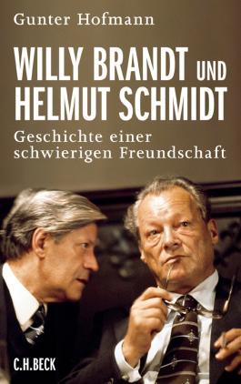 Willy Brandt und Helmut Schmidt