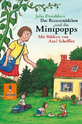 Das Riesenmädchen und die Minipopps