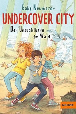 Undercover City: Der Unsichtbare im Wald