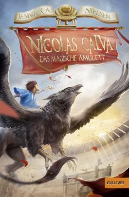 Nicolas Calva - Das magische Amulett