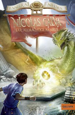 Nicolas Calva. Der allmächtige Armreif