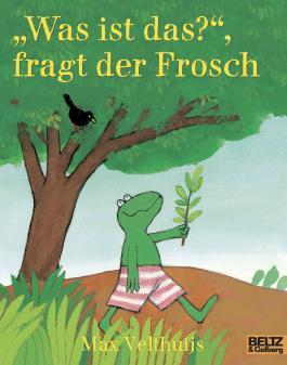 Was ist das, fragt der Frosch