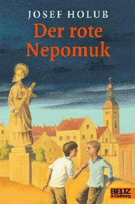 Der rote Nepomuk