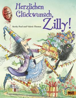 Herzlichen Glückwunsch, Zilly