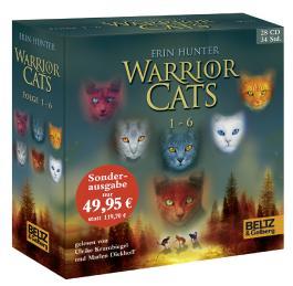 Warrior Cats 1-6