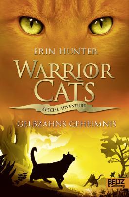 Warrior Cats - Special Adventure - Gelbzahns Geheimnis
