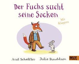 Der Fuchs sucht seine Socken