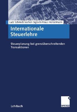 Internationale Steuerlehre