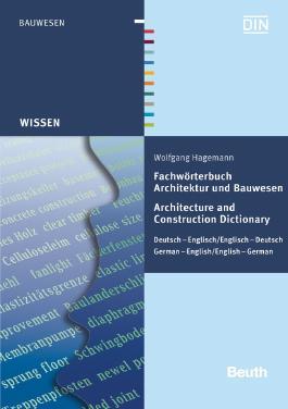 Fachwörterbuch Bauwesen