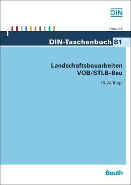 Landschaftsbauarbeiten VOB/STLB-Bau