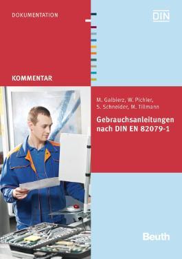 Bedienungsanleitungen nach DIN EN 82079-1