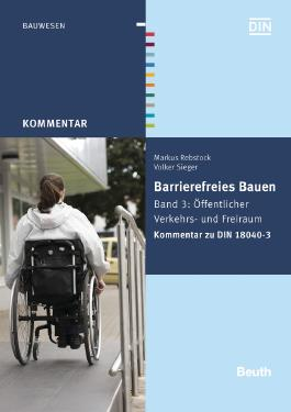 Barrierefreies Bauen. Bd.3