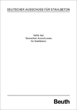 Heft 240: Hilfsmittel zur Berechnung der Schnittgrößen und Formveränderungen von Stahlbetontragwerken nach DIN 1045, Ausgabe Juli 1988