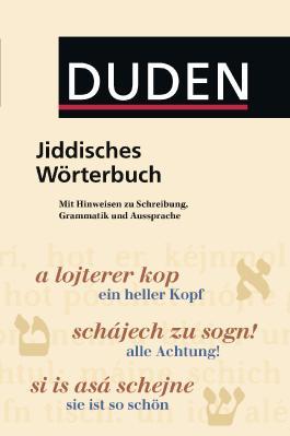 Duden - Jiddisches Wörterbuch