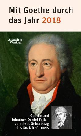 Mit Goethe durch das Jahr 2018
