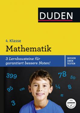 Wissen - Üben - Testen: Mathematik 4. Klasse