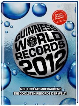 Guinness World Records Buch 2012