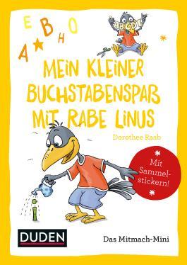 Duden Minis (Band 7) - Mein kleiner Buchstabenspaß mit Rabe Linus