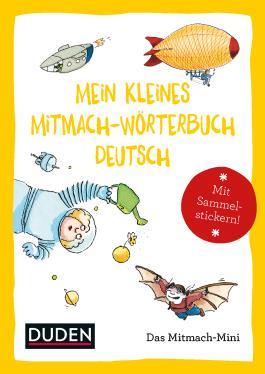 Duden Minis (Band 3) - Mein kleines Mitmach-Wörterbuch Deutsch / VE 3