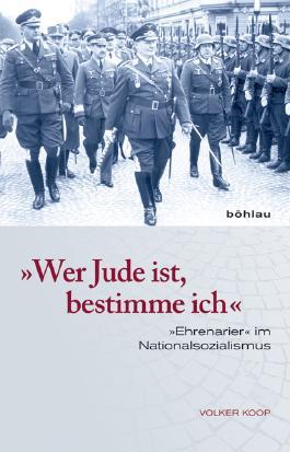 """""""Wer Jude ist, bestimme ich"""""""