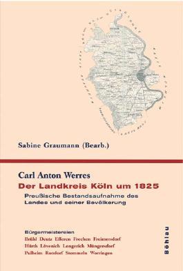 Der Landkreis Köln um 1825