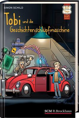 Tobi und die Geschichtenschlüpfmaschine