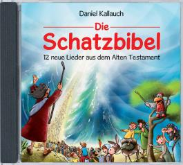 Die Schatzbibel - 12 neue Lieder aus dem Alten Testament