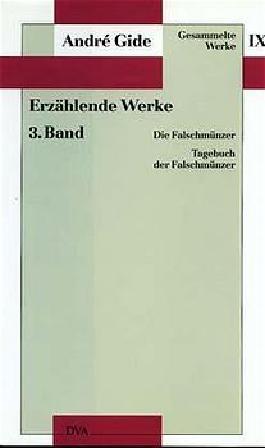 Gesammelte Werke IX. Erzählende Werke - 3. Band