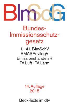 Bundes-Immissionsschutzgesetz BImSchG