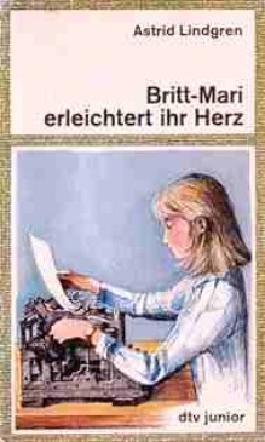Britt-Mari erleichtert ihr Herz