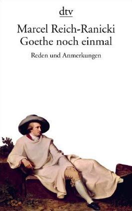 Goethe noch einmal